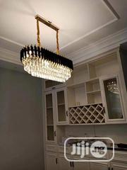 Classical Crystal LED Chandelier   Home Accessories for sale in Lagos State, Mushin