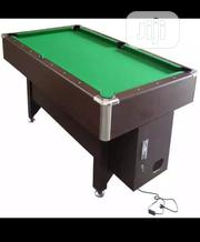 Brand New 8ft Coin Operated Snooker Table | Sports Equipment for sale in Abuja (FCT) State, Utako