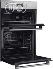 HOTPOINT DD2540IX Built in Double Oven - Stainless Steel | Kitchen Appliances for sale in Lagos State, Ojo