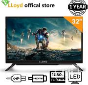 "LLOYD 32"" Full HD TV - Black + Free Wall Bracket 