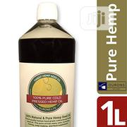 Hemp Seed Carrier Oil (Per Litre)   Skin Care for sale in Lagos State, Ikoyi