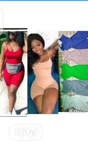 Ladies Spaghetti Hand Playsuit | Clothing for sale in Lagos State, Ikeja