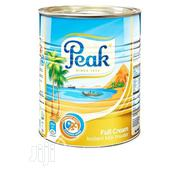 Peak Instant Full Cream Milk Powder Tin - 400g | Meals & Drinks for sale in Lagos State, Lagos Island