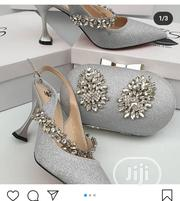 Female Quality Set of Shoes Purse   Shoes for sale in Lagos State, Ikeja