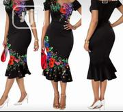 Black Body Hug Dress | Clothing for sale in Rivers State, Port-Harcourt