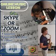 Online Music Lesson (Skype or Zoom) | Classes & Courses for sale in Lagos State, Victoria Island
