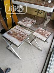 Tripple Side Stool   Furniture for sale in Lagos State, Ikeja