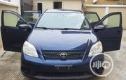 Toyota Matrix 2006 Blue | Cars for sale in Lagos State, Surulere