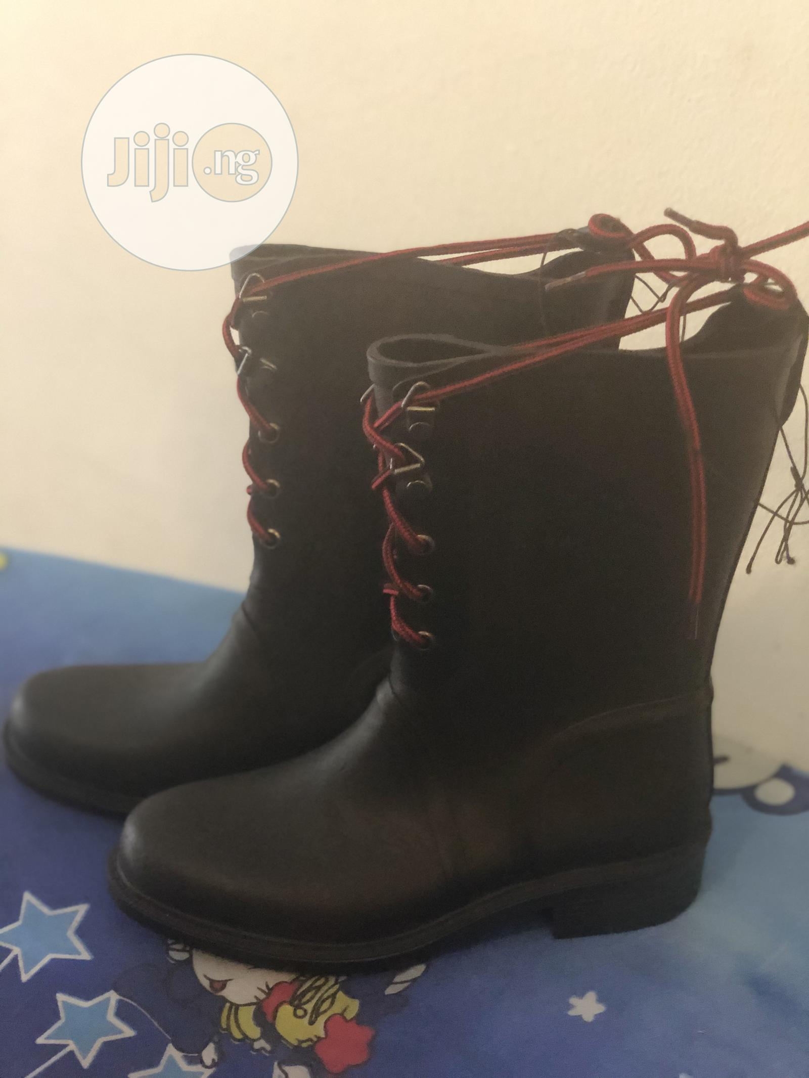 Fashionable Work & Rain Boots | Shoes for sale in Lagos Island, Lagos State, Nigeria