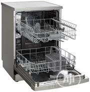 Bosch Free-standing 12 Place Settings Dishwasher (Sms60l18in Inox) | Kitchen Appliances for sale in Lagos State, Ojo