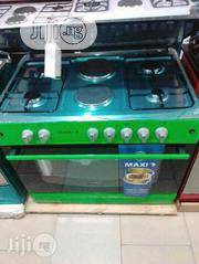 New Maxi Standing Cooker 4gas Burners 2electrical Burner Auto Ignition | Kitchen Appliances for sale in Lagos State, Ojo