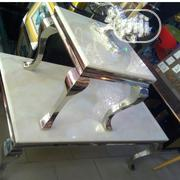 Marble Center Table and Sides Stools | Furniture for sale in Lagos State, Alimosho