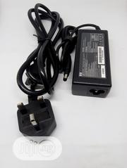19.5V-3.33A HP Charger Black Mouth (Replacement) & Power Cord | Computer Accessories  for sale in Lagos State, Ikeja