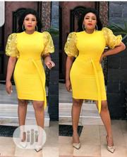 Female Fitted Midi Dress | Clothing for sale in Lagos State, Ikeja