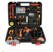 Tools Box With 10v 10mm Cordless Drill Machine | Hand Tools for sale in Lagos State, Lagos Island