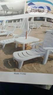 Swimming Chair, Table And Umbrella | Furniture for sale in Cross River State, Calabar