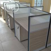 Four Man Office Workstation Table | Furniture for sale in Lagos State, Amuwo-Odofin