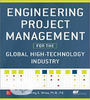Engineering Project Management For The Global High Technology Industry | Books & Games for sale in Ondo State, Akure