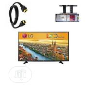 LG 32 Inches TV + Wall Bracket + Power Surge HDMI Cable Brand: | Accessories & Supplies for Electronics for sale in Abuja (FCT) State, Jahi