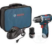 Bosch PS32-02 Cordless Drill Driver - 12V Brushless Compact Drill | Electrical Tools for sale in Lagos State, Lagos Island