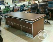 Quality 2mtr Executive Office Table   Furniture for sale in Lagos State, Ikorodu