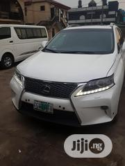 Lexus RX 2015 350 F Sport AWD White | Cars for sale in Lagos State, Oshodi-Isolo