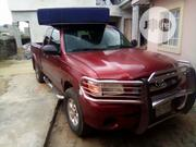 AC Working Toyota Tundra For Rent/Hire | Logistics Services for sale in Rivers State, Port-Harcourt