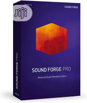 Magix Sound Forge Pro 13.0 | Software for sale in Lagos State, Lekki Phase 1