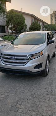 Ford Edge 2017 SEL 4dr AWD Silver | Cars for sale in Lagos State, Surulere