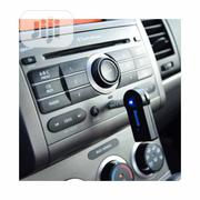 Earldom ET - M12 3.5mm AUX Audio Stereo Music Car Speaker Adapter Blue | Vehicle Parts & Accessories for sale in Lagos State, Ikeja