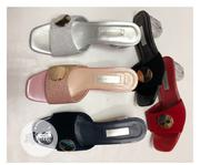 Fashion Glass Heel Slippers | Shoes for sale in Lagos State, Lagos Island