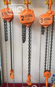 Chain Hoist Or Chain Block, Various Sizes(1t,2t,3t,5t&10tons) | Manufacturing Equipment for sale in Lagos State, Ojo