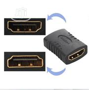 HDMI Female To Female Extension Connector | Accessories & Supplies for Electronics for sale in Lagos State, Isolo