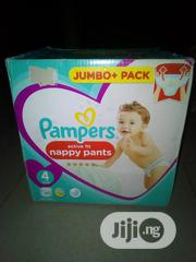 Pampers Active Fit Nappy Pant Size 4 | Baby & Child Care for sale in Lagos State, Ikeja