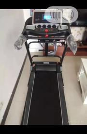 Brand New 3hp Treadmill With Massager,Mp3,And Dumbbells | Sports Equipment for sale in Edo State, Benin City