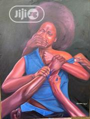 Struggle Of An African Lady Trying To Escape Been Molested | Arts & Crafts for sale in Lagos State, Ojo