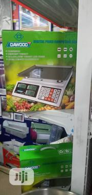 Digital Scales 25kg | Store Equipment for sale in Lagos State, Ojo