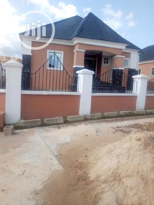 For Sale In Enugu - 4 Bedroom Bungalow With Visitors Room All Ensuite