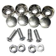 Anti Theft License Plate Screws | Vehicle Parts & Accessories for sale in Abuja (FCT) State, Gwarinpa