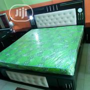 6by7 Excutive Bed Frame Without Mattress | Furniture for sale in Lagos State, Lekki Phase 1