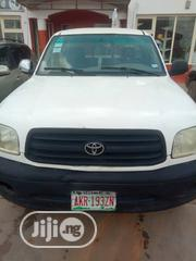 Toyota Tundra 2004 White | Cars for sale in Lagos State, Agege