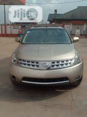 Nissan Murano 2004 Gold | Cars for sale in Lagos State, Agege