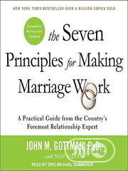 The Seven Principles for Making Marriage Work [E-Book] | Books & Games for sale in Ondo State, Akure