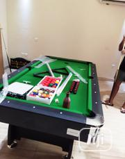 8feet Snooker Board With Complete Accessories   Sports Equipment for sale in Lagos State, Ikeja