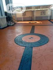Stamp Concrete Flooring | Building & Trades Services for sale in Imo State, Ezinihitte Mbaise