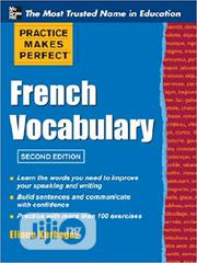 Practice Make Perfect French Vocabulary [E-book] | Books & Games for sale in Ondo State, Akure