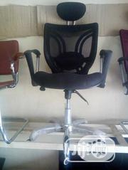 Quality Office Net Chair | Furniture for sale in Lagos State, Ojo
