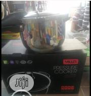 Heavy-duty Stainless Steel Pressure Cooker.   Kitchen Appliances for sale in Lagos State, Ikeja