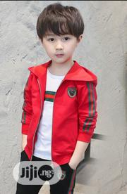 Children Clothing 3pcs Set(Hoodie Jacket,Trouser and Top)   Children's Clothing for sale in Lagos State, Ajah