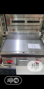 Gas Griddle Rough/Smooth   Restaurant & Catering Equipment for sale in Lagos State, Ojo